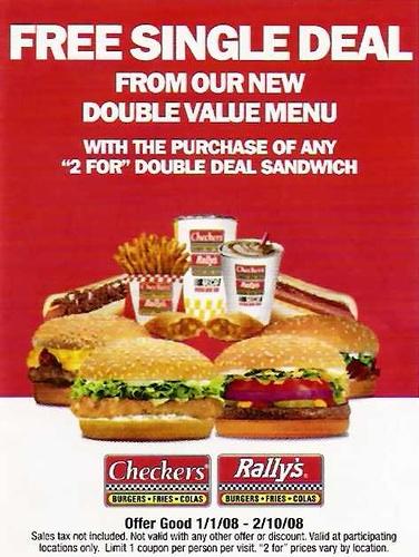 Bad Burger Adverts