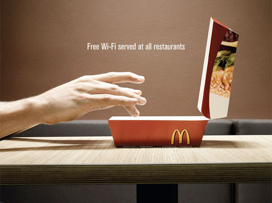 McDonalds Campaign