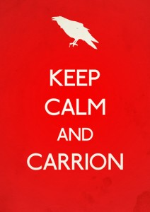 Keep Calm and Carry On Marketing-Cool Business