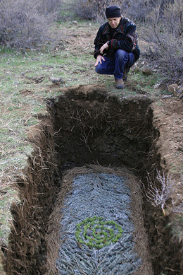 Biodegradable Coffins-Burial Options