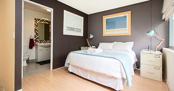 Airbnb-accomodation