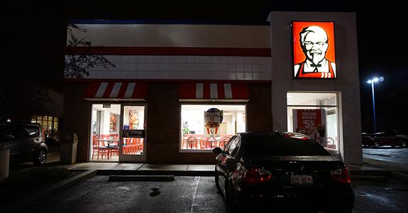 KFC-franchise