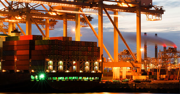 shipping-container-for-exporting-goods