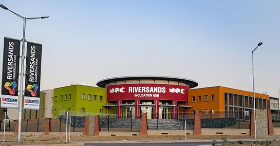 riversands-incubation-hub-building