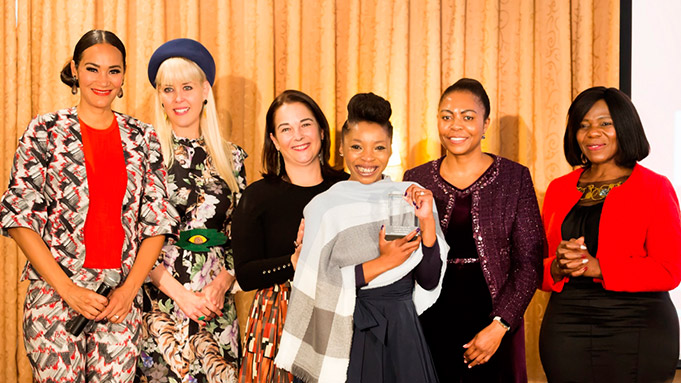 The FAIRLADY Rising Star 2017 Award winner