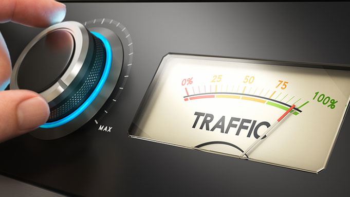 wesbite-traffic