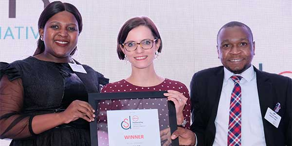 Property Point ABSA supplier development winner