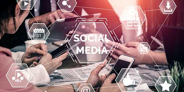 Social-media-interaction